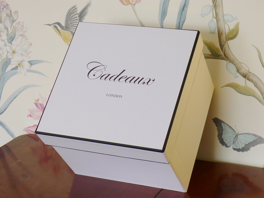 Bespoke Boxes hand made for Cadeaux
