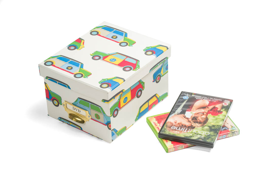 Computer Games DVD Box - Shown in Pop Cars