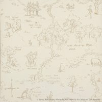 One Hundred Acre Wood Gold