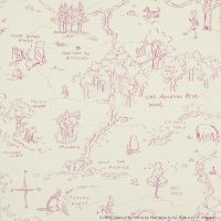 One Hundred Acre Wood Pink