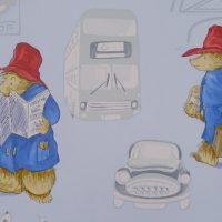 Paddington Bear Blue