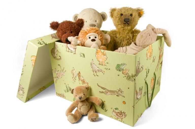 Toy Box in Quentin Blake