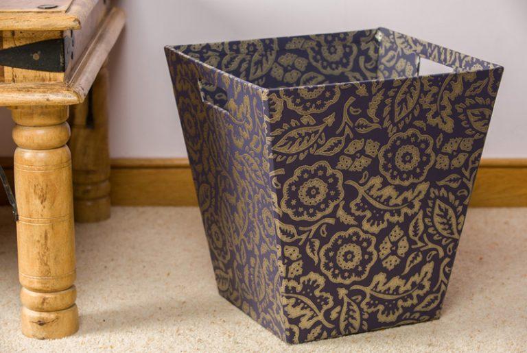 Waste Paper Bin in Emma Bridgewater